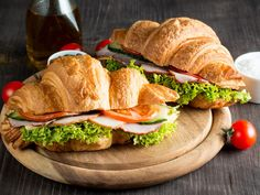 The Costco Rotisserie Chicken And Croissant Combos You Need In Your Life   News Break Chicken Croissant, Croissant Sandwich, Croissant Recipe, Costco Rotisserie Chicken, Tasty Pastry, Delicious Sandwiches, Shredded Chicken, Chicken Recipes, Brunch