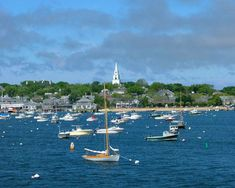 Nantucket Island lies 30 miles off Cape Cod. You can get there via a one to two hour ferry ride. Worth the trip...