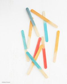 Popsicle sticks.