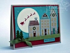 Holiday Home - Stampin Up - Another Look