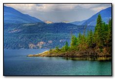 Kootenay Bay on Kootenay Lake by Roger Lynn, via Flickr