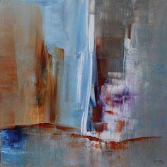 umj.art - Ulla Maria Johanson: 2017-10-06 #1061JollyAcrylic on board, 20x20 cm