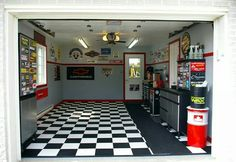 Garage paint