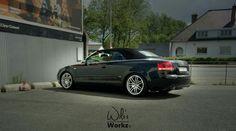 Audi A4 8H Convertible
