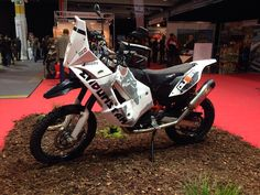Beautyful KTM Adventure Rallye