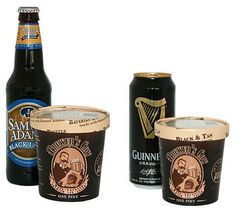 1. Beer Infused Ice Cream   21 Drunken Foods That Will Change The Way You Party