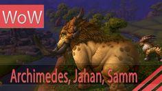 Neben meinem TOP 5 Methoden zum Gold Farmen in World of Warcraft-Video habe ich beschlossen die einzelnen Haustierkämpfe in der Pet-Menagerie von World of Warcraft: Warlords of Draenor zu dokumentieren, als auch zu zeigen welche ich Haustiere ich im Haustierkampf verwende und wo ich diese bekommen habe.  https://gamezine.de/world-of-warcraft-gameplay-2015-warlords-of-draenor-pet-menagerie-archimedes-jahan-samm.html