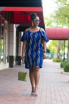 african fashion outfits that looks stunning African Print Dresses, African Print Fashion, African Fashion Dresses, African Attire, African Wear, Frock Fashion, Fashion Outfits, Fashion Ideas, Women's Fashion