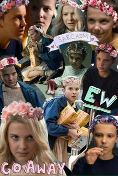 """Fotos,Memes y Mileven """"Stranger Things"""" - - Wattpad Stranger Things Tumblr, Stranger Things Quote, Stranger Things Aesthetic, Eleven Stranger Things, Stranger Things Season, Stranger Things Netflix, Millie Bobby Brown, Wallpaper For Your Phone, Photo Editing"""