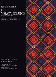 Die Verwandlung - Franz Kafka, Sprecher: Sven Görtz (ZYX) EAN: 0090204902736