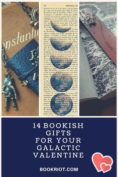 Great bookish gifts for the space fan in your life