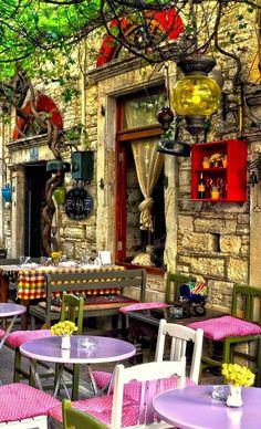 Foça Karasi Cafe - Foça, İzmir, Turkey