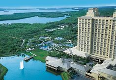 Hyatt Coconut Point in Bonita Springs Florida...where I'll be for 4 days!!