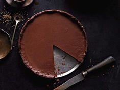 LORD. Four & Twenty Blackbirds' Green Chili Chocolate Pie | Serious Eats : Recipes
