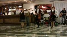 Grèce ile de Kos spectacle de Danses Folkloriques Traditionnelles