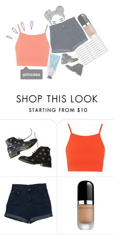 """JUST BE YOURSELF!!"" by shazzaandme ❤ liked on Polyvore featuring Yves Saint Laurent, Topshop, Marc Jacobs, Sephora Collection, Old Navy and marcjacobs"