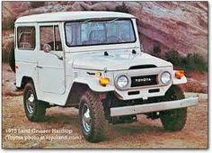 Toyota Lancruiser 1975
