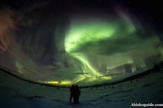 Auroras boreales desde Norrbotten, Suecia – El Universo Hoy