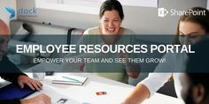 Employee Resources Portal - Empower your Team and see them Grow! http://blog.mydock365.com/employee-resources-portal-sharepoint-intranet?utm_campaign=crowdfire&utm_content=crowdfire&utm_medium=social&utm_source=pinterest