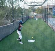 There is no place better than batting cage to practice your swing and work on batting techniques. What if you have your own batting cage in your backyard ? Doesn't it sound interesting ? Here is a simple DIY to make your own batting cage in the backyard of your house.