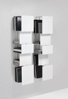 Living Divani, Bukva - Librerie di design: le librerie per arredare