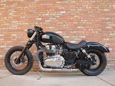 Triumph America custom