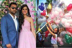 A fairytale honeymoon for Nishka Lulla
