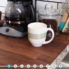 9 Hacks For Coffee Lovers // #coffee #hacks #tips #Nifty