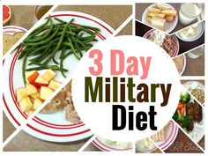 3-Day Military Diet To Lose 10 Lbs In Just 3 Days