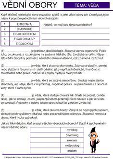 Produkt - Odborné texty pro děti II. Chemistry, Biology
