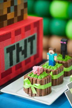 Festa com Gosto: Minerando pixels com Minecraft!