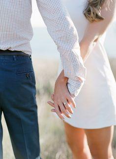Jose Villa | Fine Art Weddings» Blog Archive » Santa Barbara Engagement Session – Arielle and Mike