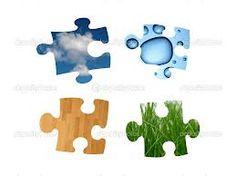 jigsaw pieces - elements