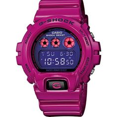 Hot Pink G-Shock.