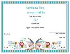 Editable Achievement Award Certificate Teachingresources