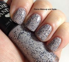Fierce Makeup and Nails: Hard Candy Nail Lacquer Spam Post