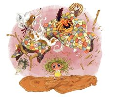 A Sweet Illustrated Celebration of Our Wild Inner Child | Brain Pickings