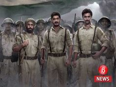 Filmmaker Tigmanshu Dhulia's much-awaited film Raag Desh is all set to hit the screens on July 28 this year. The film, which stars Kunal Kapoor, Amit Sadh and Mohit Marwah in the lead role, is based on the Indian National Army trials during World War. Movies To Watch Hindi, Movies To Watch Online, Name That Movie, It Movie Cast, Upcoming Movie Trailers, Upcoming Movies, Bollywood Updates, Bollywood News, Amit Sadh