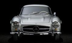 Mercedes 300 SL Gull Wing