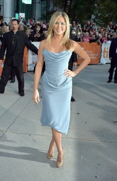 Love this color on Jen