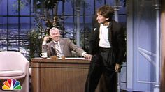 Jimmy Pays Tribute to Robin Williams