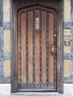 awesome door Shrewsbury UK & Black Door Mexico | Doors and Windows around the world | Pinterest ...