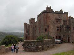 Muncaster Castle, Lake District