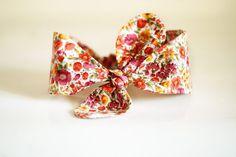 Summertime headband, 100% handmade in Romania by Ambrette