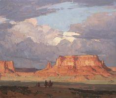Red Mesa, Monument Valley, Utah