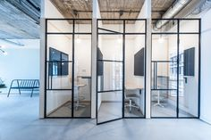 TQ Office by Studio Appelo and Studio Acht, Amsterdam – Netherlands