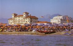 Viareggio, Italy- this is where my family in Italy is from. It was a dream to visit them. Hope to go back.
