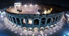 Verona, opera: Italy. Perhaps this summer with my Dad for his 90th Birthday!