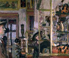 vuillard - La Salle Clarac 1922 The Toledo Museum of Art