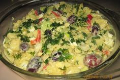 Reteta culinara Salata orientala din categoria Salate. Specific Romania. Cum sa faci Salata orientala Romania Food, Hungarian Recipes, Romanian Recipes, 30 Minute Meals, Cook At Home, Fabulous Foods, Soul Food, Food To Make, Macaroni And Cheese